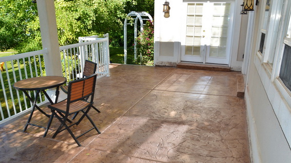 Lightweight Concrete Decks In Utah Boyd S Custom Patios