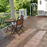 Lightweight Concrete Decks - Gallery 4 | Boyd's Custom Patios