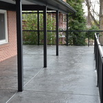 Lightweight Concrete Decks - Gallery 6 | Boyd's Custom Patios