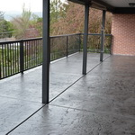Lightweight Concrete Decks - Gallery 8 | Boyd's Custom Patios
