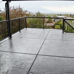 Lightweight Concrete Decks - Gallery 9 | Boyd's Custom Patios