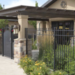 Stone Stucco Brick Posts Patio Covers - Gallery 13 | Boyd's Custom Patios