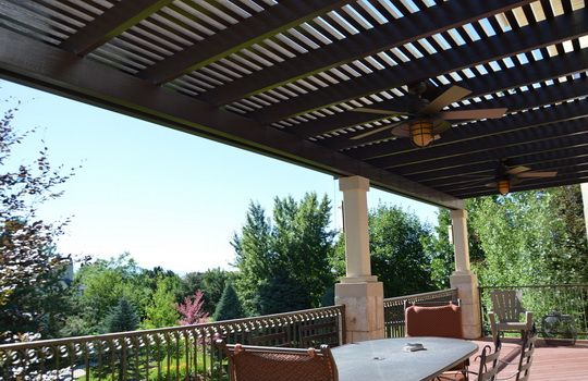 Lattice Covers and Pergolas | Boyd's Custom Patios